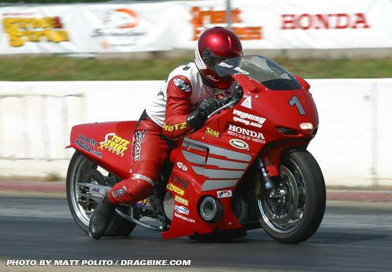 Stotz Racing and their Pro Street Turbo Drag Bike History