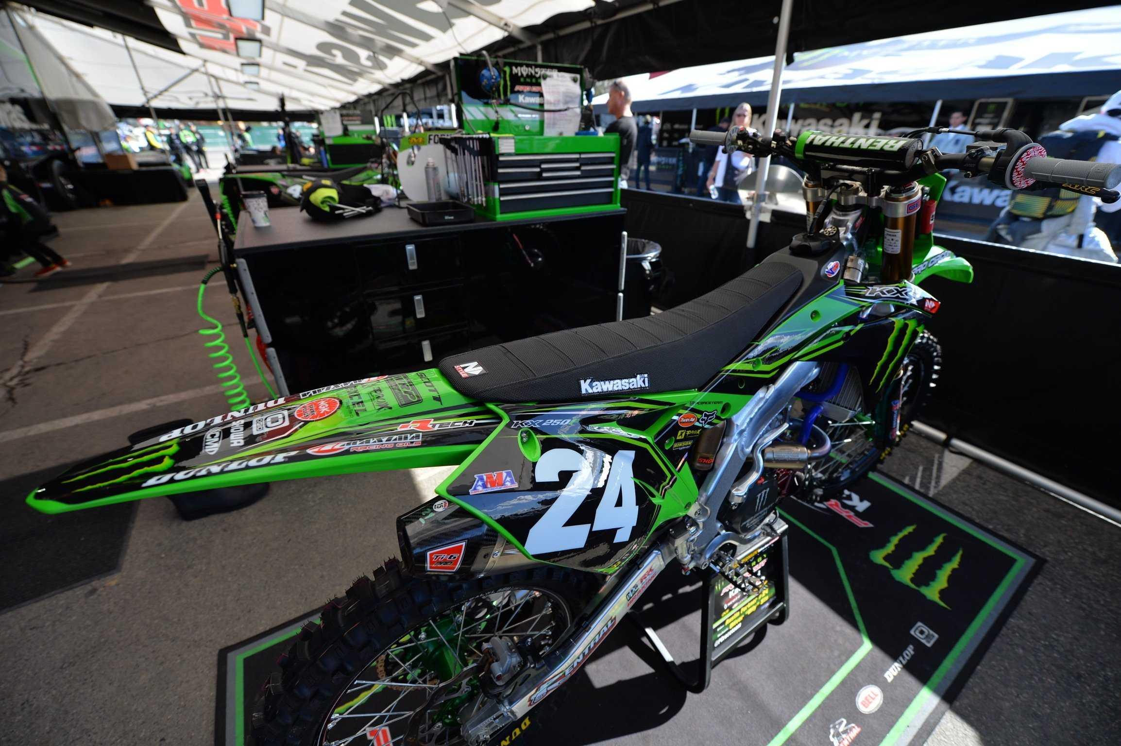 Monster Energy Pro Circuit Kawasaki 2017 Motocross Season Wrap-Up