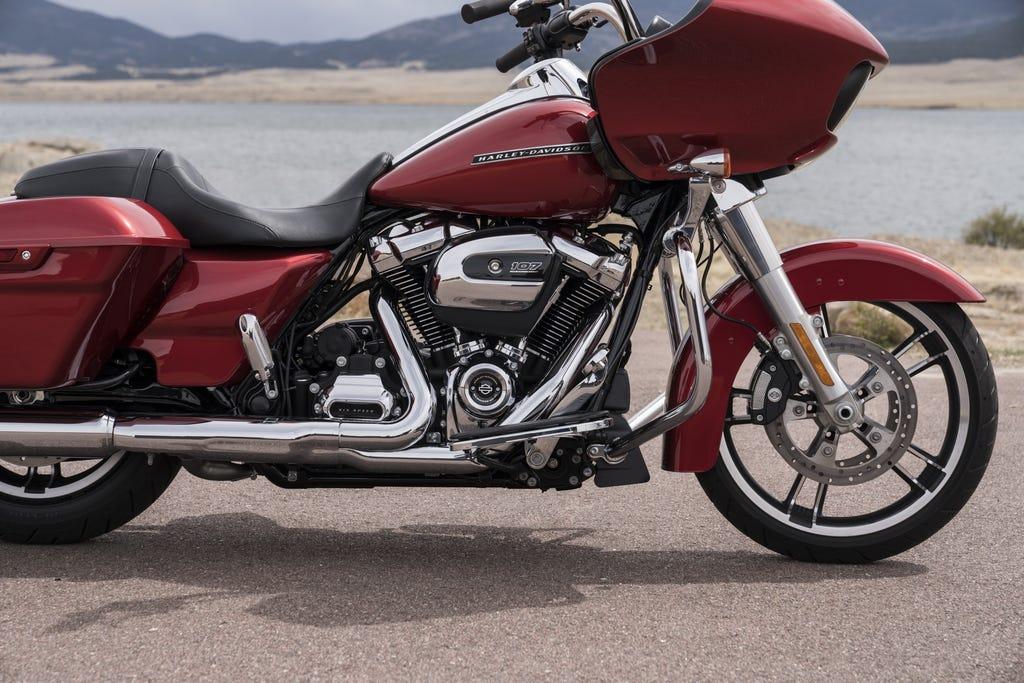JE Pistons Harley Davidson Milwaukee-8 - 6